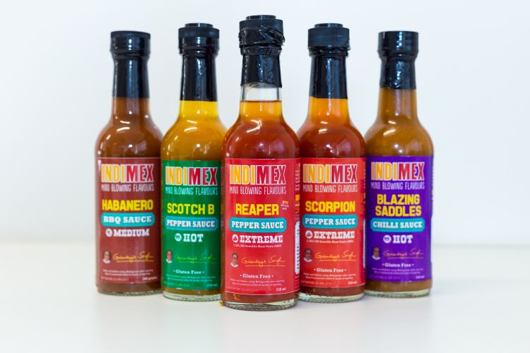 Chilli Contest gets Hot with IndiMex Sauces Bringing the Heat