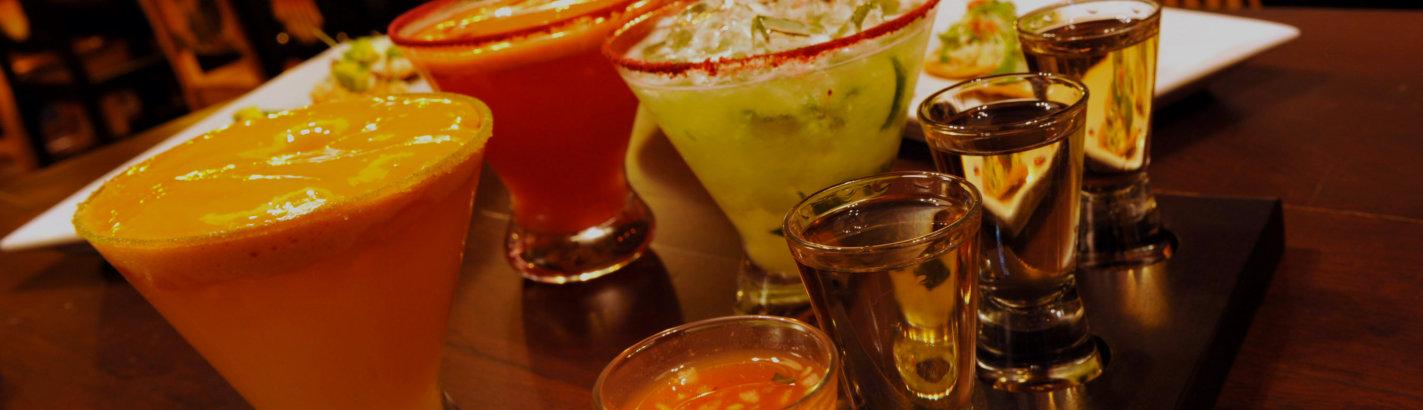 Alcohol Menu