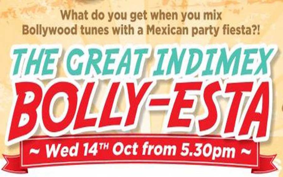 The Great IndiMex Bolly-Esta – Book Your Tickets Now! 2016