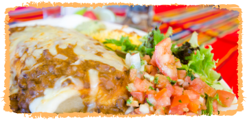 Burrito IndiMex Cafe Bar Restaurant