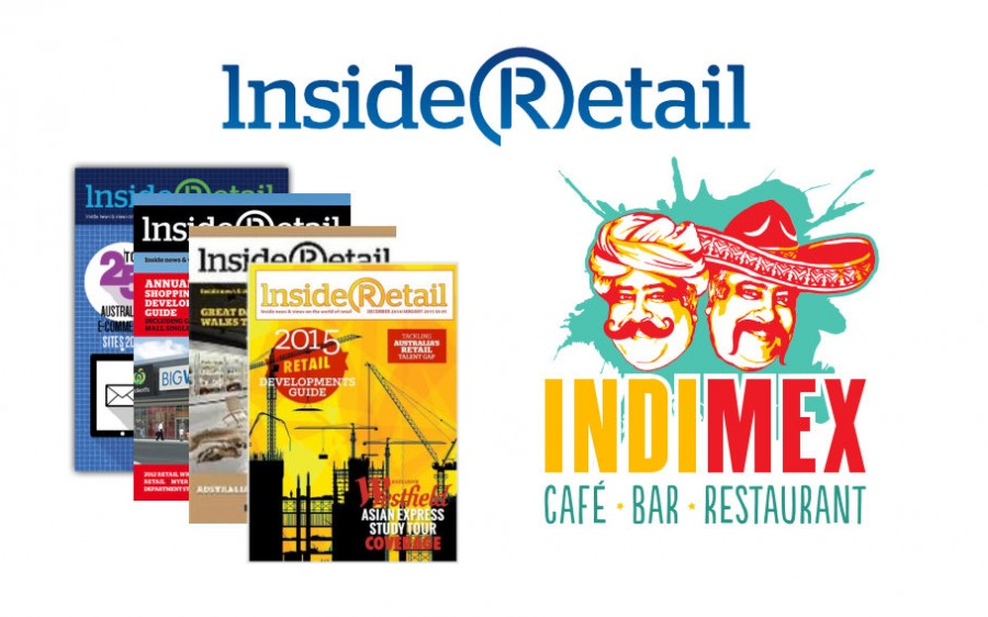 IndiMex featured in Inside Retail Magazine!