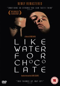 Like Water For Chocolate movie