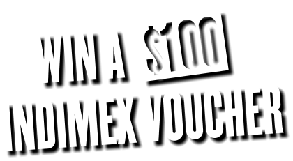 Win a 100 dollar gift voucher